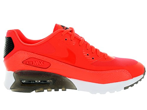 Max NIKE Air Black 90 Uomo White Leather Scarpe Red da ginnastica HS5Swq7