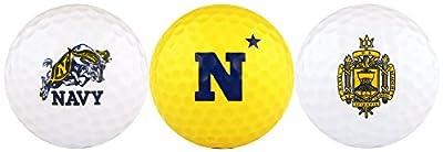 U.S. Naval Academy USNA Midshipman Golf Ball Gift Set