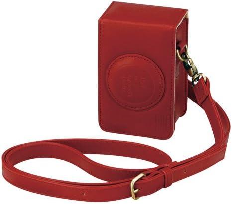 HAKUBA デジタルカメラケース ピクスギア パルク カメラケースM レッド SPA-CCM-RD