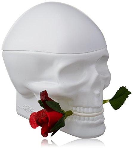 Skulls and Roses Ed Hardy Eau De Parfums for Women, 3.4 -