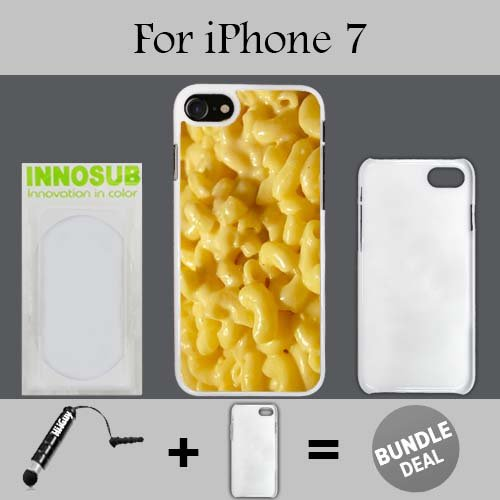 mac and cheese ipod 5 case - 9