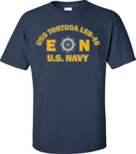 (USS Tortuga LSD-46 Rate EN Engineman Blue)