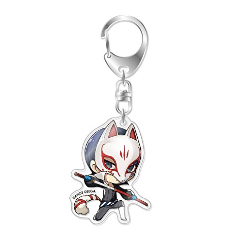 Chara desire ORM persona 5 Fox acrylic key holder collection 14 by Ikura (Icrea)