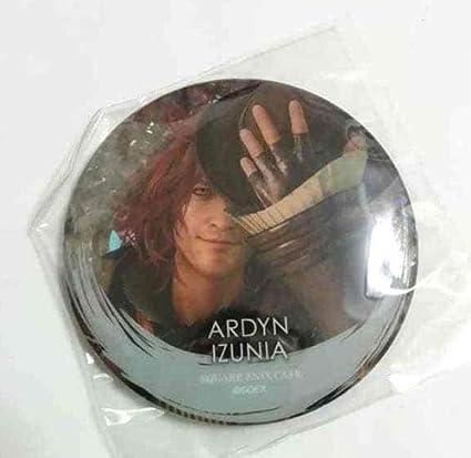 Amazon.com: Final Fantasy XV Holograma Can Badge Botón Ardyn ...