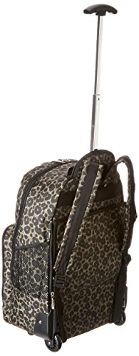 Lesportsac Rolling Backpack Army Cheetah Tr One Size Amazonca