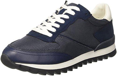 Bata Herren 849201 Hohe Sneaker Blau
