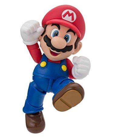 Bandai Tamashii Nations S.H. Figuarts Super Mario Figure