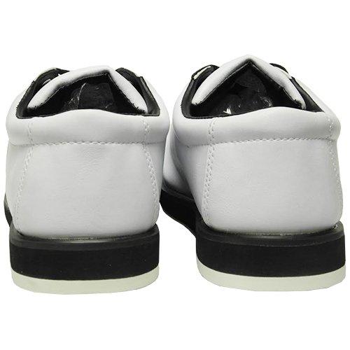 Stammes- weiße Bowlings-Schuhe der Pyramiden-Männer