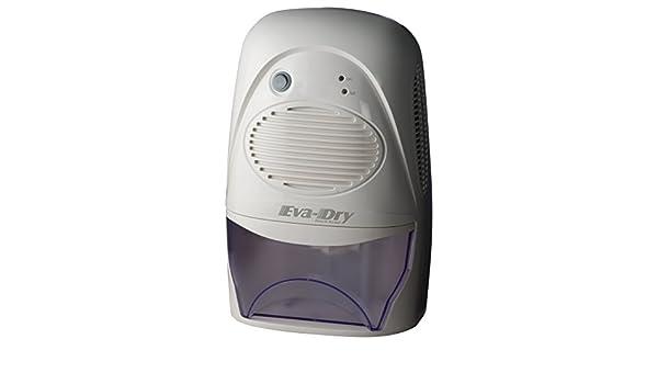 Eva-dry edv-2200 eléctrica Potente deshumidificador de tamaño Medio, Ideal para Zonas de hasta 2200 pies cúbicos: Amazon.es: Hogar