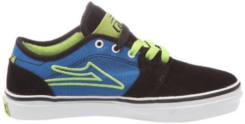 Lakai JUDO KIDS KS1120206A00 Herren Sneaker Schwarz (BLACK BLUE SUEDE A0009)