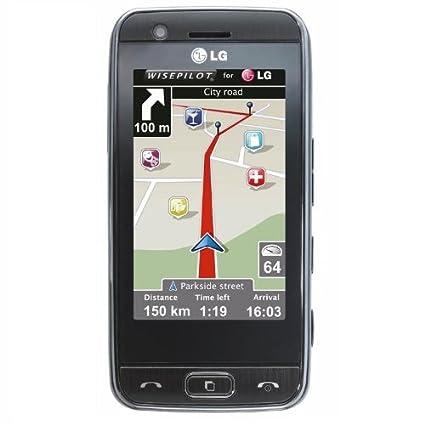 Téléphone GSM LG ELECTRONICS GT505 NOIR