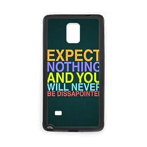 Samsung Galaxy Note 3 Cell Phone Case White Storm Trooper Starwars Keyboard Film D1D4UJ