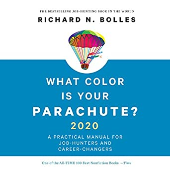 Best Audiobook 2020 Amazon.com: What Color is Your Parachute? 2020: A Practical Manual