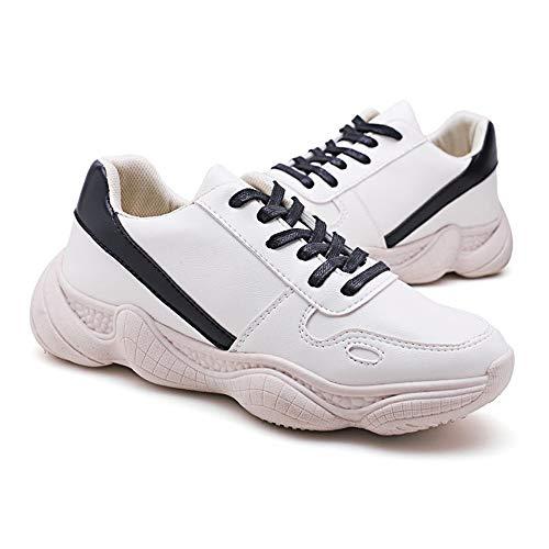 Estaciones Beige Deportes Zapatos amp;negro Cuatro Encaje Ocio Hombres Cómodo Zhongke Zq4x0w7T7