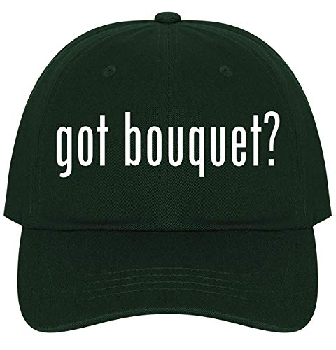 The Town Butler got Bouquet? - A Nice Comfortable Adjustable Dad Hat Cap, Forest, One Size