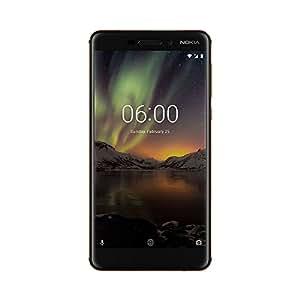 """Nokia 6.1 SIM doble 4G 32GB Negro, Cobre - Smartphone (14 cm (5.5""""), 32 GB, 16 MP, Android, O, Negro, Cobre)"""