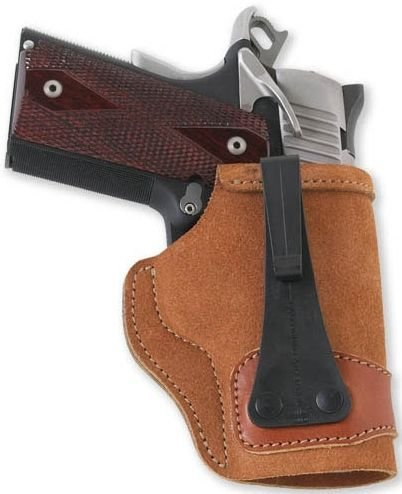Galco Tuck-N-Go Inside the Pant Holster (Natural), Glock 23, Left Hand by Galco