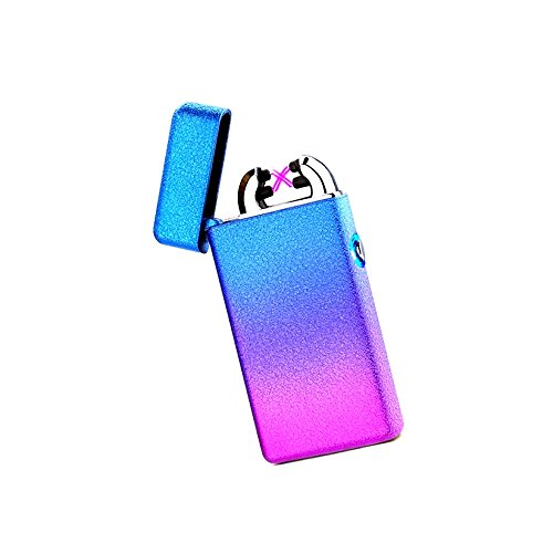 Double Arc USB Rechargeable Lighter product image
