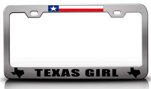 TEXAS Texas Style Steel License product image