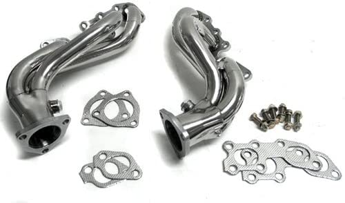 90-96 91 92 Nissan 300ZX Non Turbo Stainless Steel Exhaust Header Headers