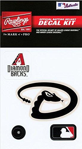 Rawlings Sporting Goods MLBDC Decal Kit, Arizona Diamondbacks