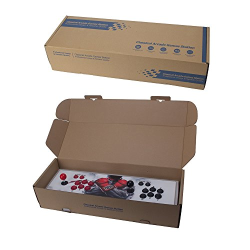 Pandora's Box 5S Arcade Video Game Console 986 In 1 Games with Customized Buttons by STLY (Image #9)