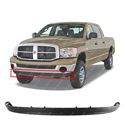 MBI AUTO - Textured, Lower Front Bumper Air Deflector for 2002-2009 Dodge RAM 1500 2500 3500 Series Pickup 02-09, CH1090125 ()