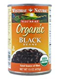 Westbrae Natural: Organic Black Beans (7 x 15 oz)