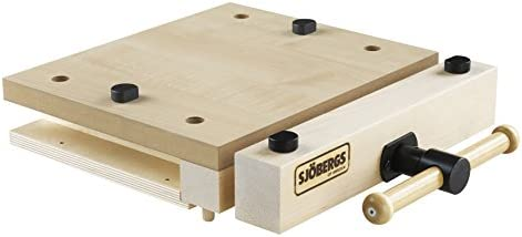 Sjobergs Sjo 33274 Woodworking Portable Smart Vice With Superior Clamping Power Wherever You Need It Bench Vises Amazon Com