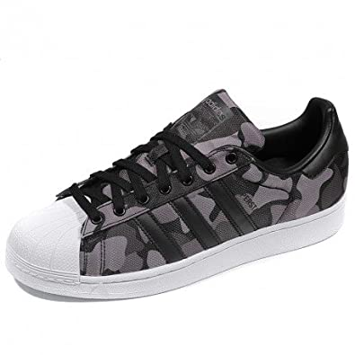 adidas Chaussures Superstar Noir Homme