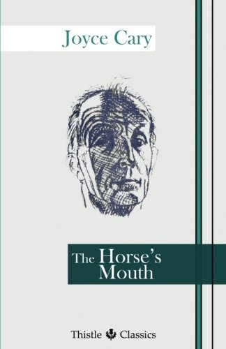 Book cover for The Horse's Mouth