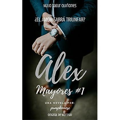 Alex (Mayores nº 1) (Spanish Edition)
