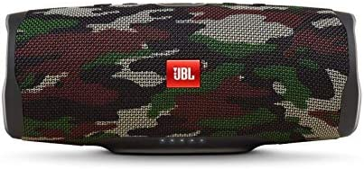 JBL Charge 4 Portable Bluetooth Speaker Squad Renewed