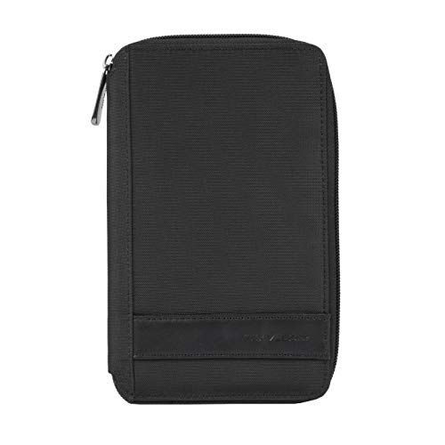 Travelon Safe Id Multi-Passport Holder, Black