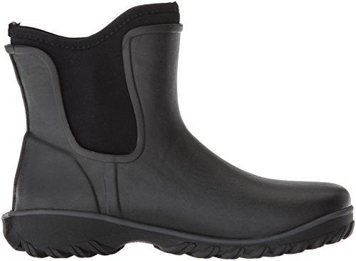 Boot On Black eu Wellies Ladies 42 Insulated Sauvie Lightweight Warm Slip 72203 uk Bogs 8 Tfzqt