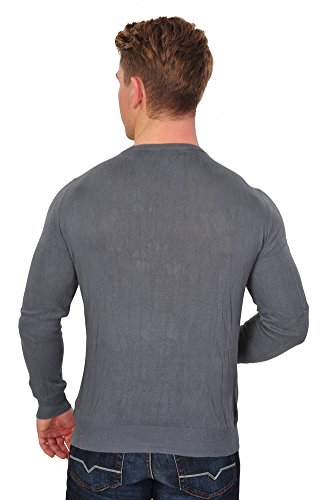 Zanone Pull Homme Gris 52