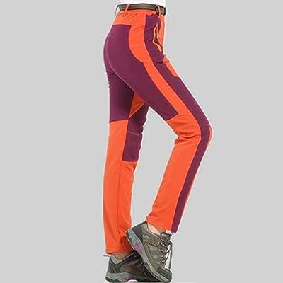 Zantec Softshell Pants Warm Keeping Trousers by LinTimes Men ...