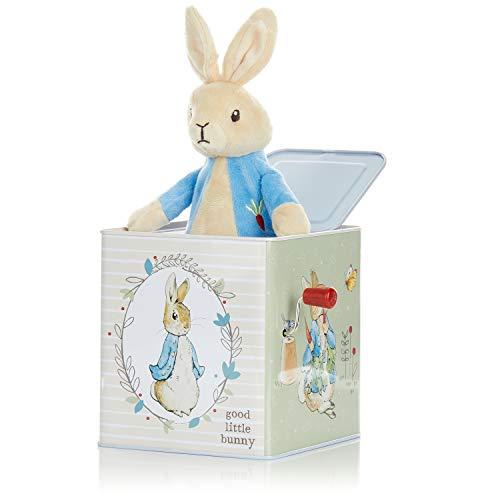 KIDS PREFERRED Beatrix Potter Peter Rabbit Jack-in-The-Box