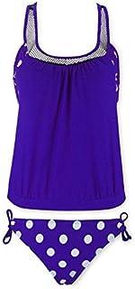 The President Vest XL Swimsuit Video Thin Multi-Colored Purple, XXL Bikini, (Colore : Come Mostrato, Dimensione : Taglia Unica)