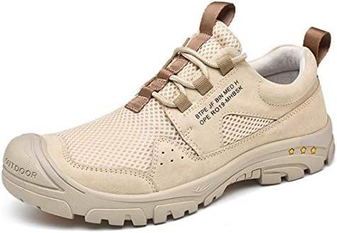 トレッキングシューズ 登山靴 メンズ ハイキングシューズ 防水 防滑 通気性 耐磨耗 アウトドア サイドジップ スニーカー 衝撃吸収 防水オックスフォード布 スニーカー シューズ 靴 トレッキングシューズ 歩きやすい