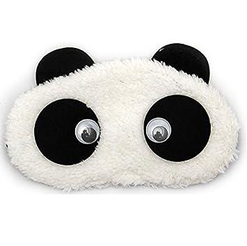 e518439395b Buy Jenna Panda Sleeping Eye Mask Online at Low Prices in India - Amazon.in