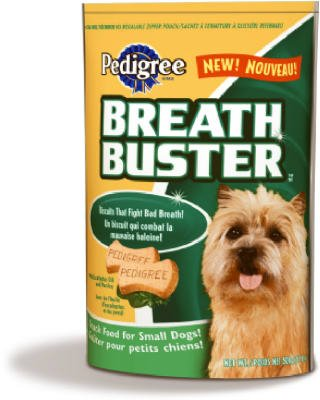Pedigree Breath Buster, 17.6-Ounce, My Pet Supplies