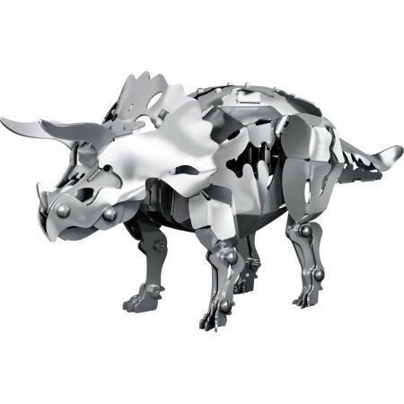 OWI Triceratops Aluminum Skulpture Kit Multi-Colored