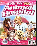 Brand New Braingame Publishing Pet Vet 3D Animal Hospital 3 Levels Of Challenging Gameplay