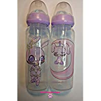 Jay the Shibari Bun Adult Baby Bottle ABDL/DDLG