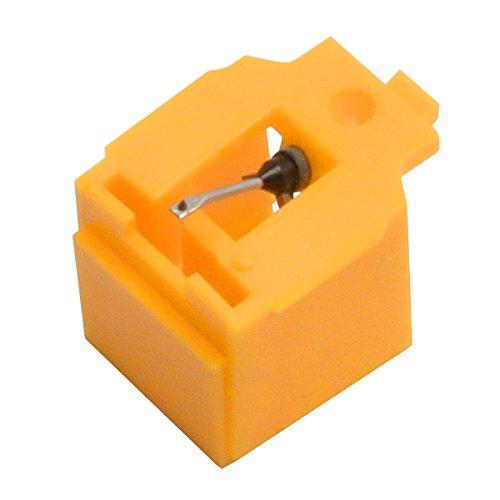7 opinioni per iBatt Puntina per giradischi, puntina fonografica cod. 325-5, taglio conico,