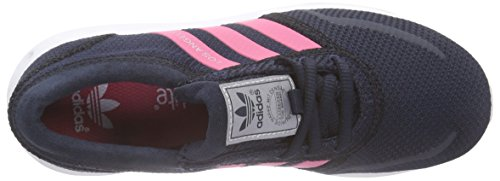 adidas Los Angeles Unisex Kids Sneakers Blue (Legend Ink S10/Spring Pink S16-st/Ftwr White) free shipping manchester great sale cheap get to buy XAhW8