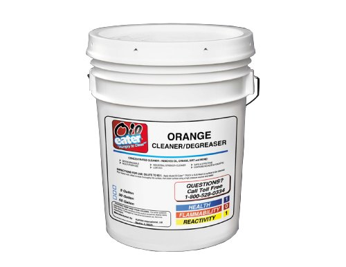Oil Eater Orange 5 Gallon Cleaner/Degreaser