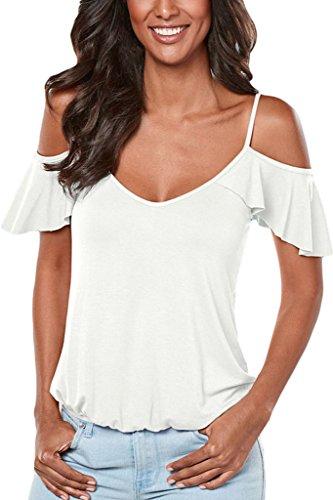 Cokar - Camisas - para mujer blanco
