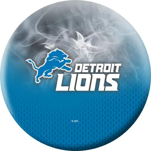 NFL-Detroit-Lions-On-Fire-Undrilled-Bowling-Ball
